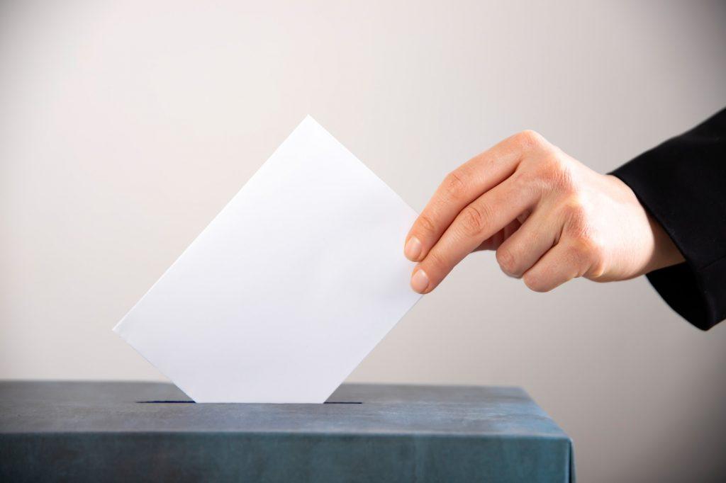 presidentin vaalit